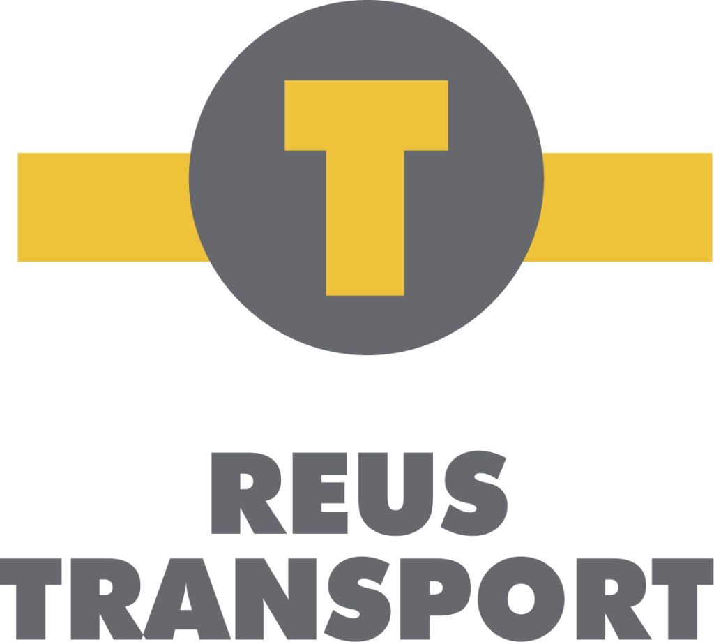 Logotip Reus Transport